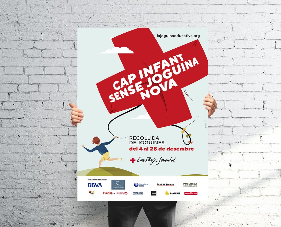 Campanya Creu Roja Terrassa