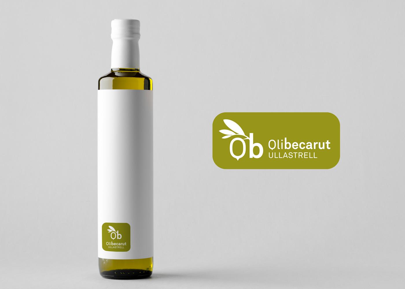 Diseño logotipo en Terrassa, Oli Becarut