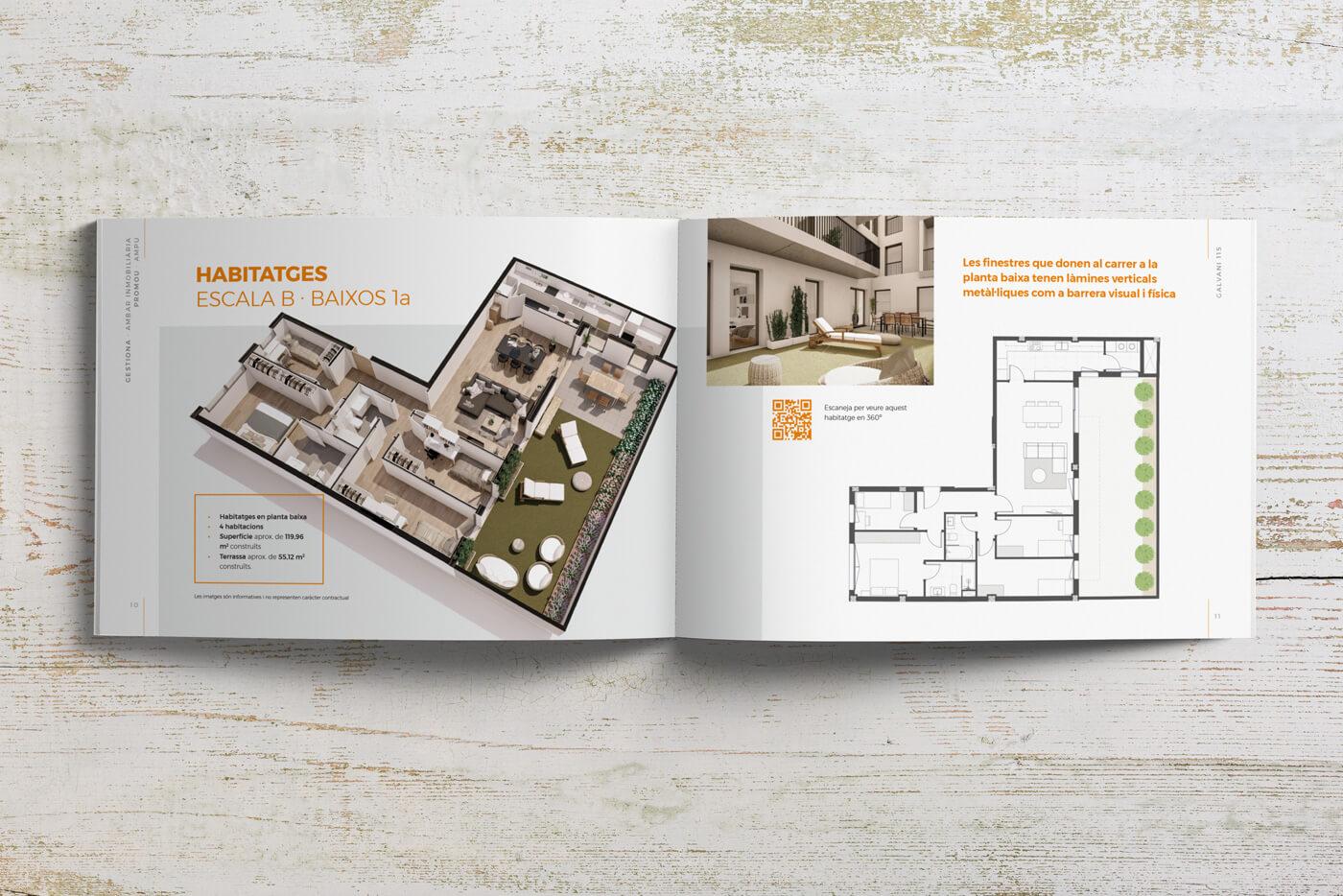 catálogo en Terrassa, Ambar Immobiliària