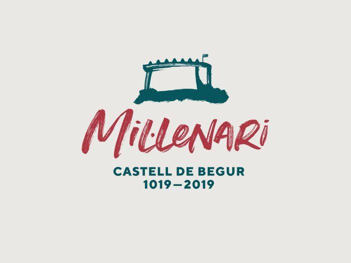 diseño logotipo en terrassa, begur