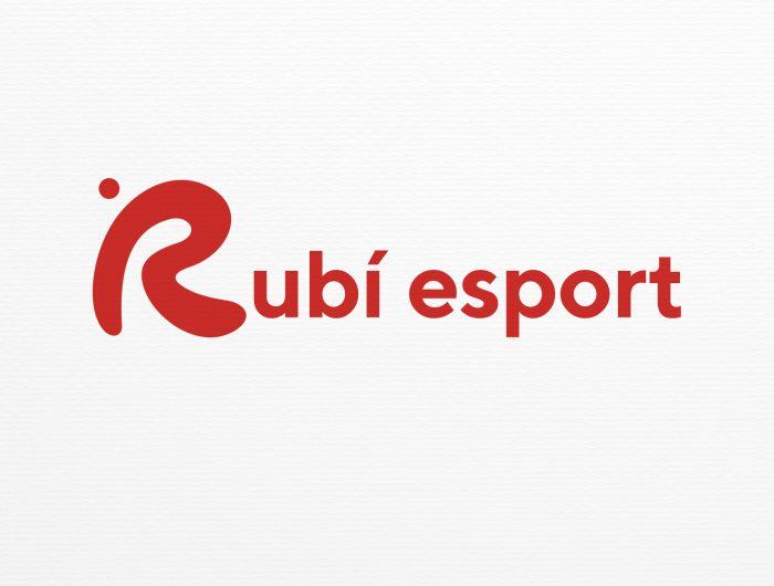 disseny logotip Rubí Esport 2