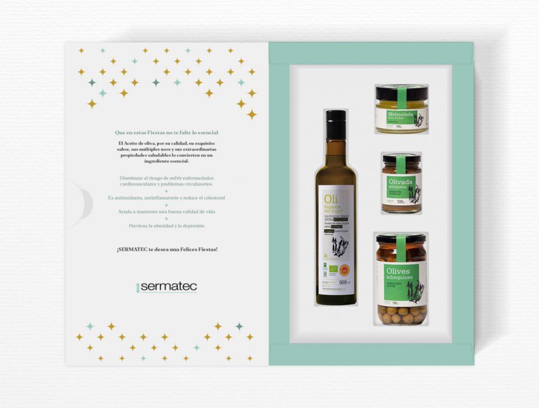 packaging Nadal Sermatec