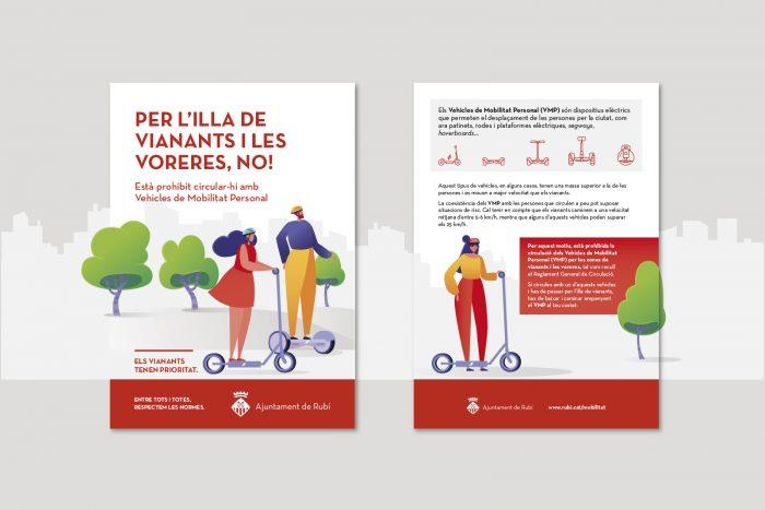 campanya de conscienciació Rubí