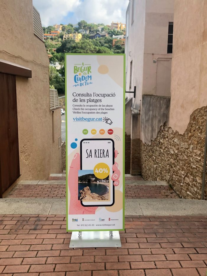 Campanya comunicació Ajuntament de Begur