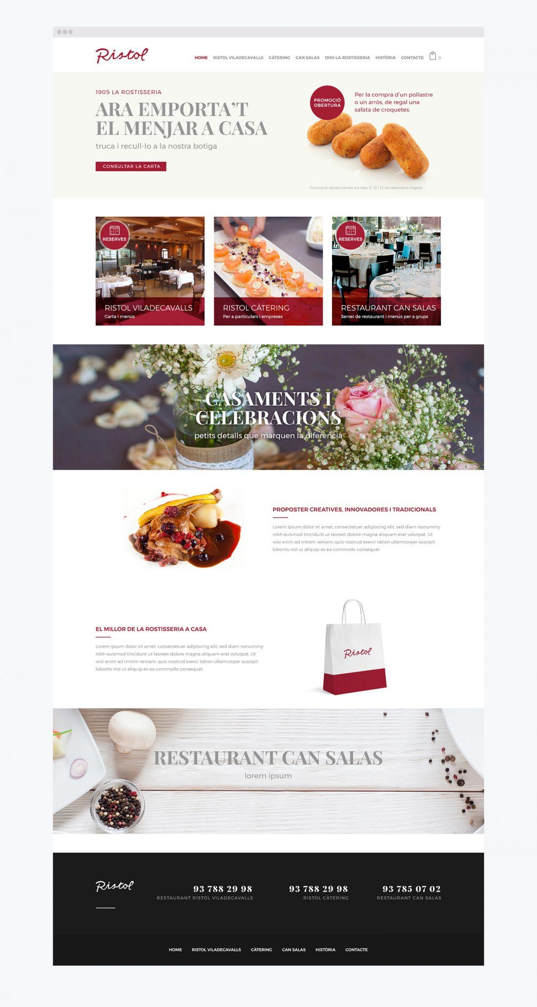 La Rostisseria_disseny_web_Viladecavalls