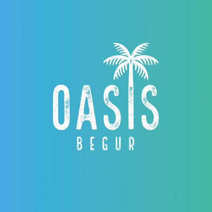imatge corporativa Oasis Begur